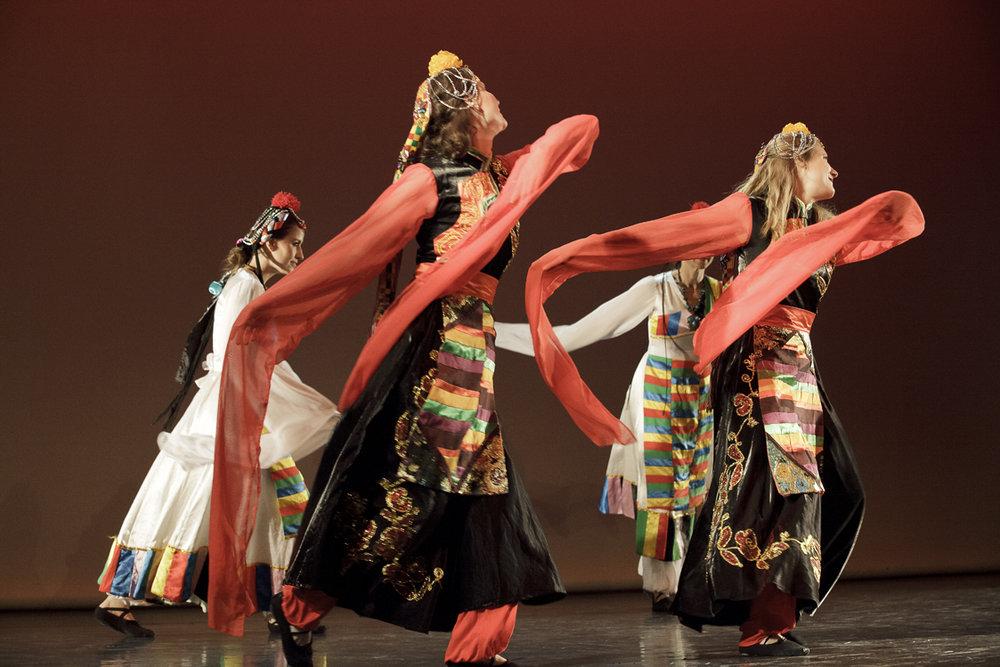 chinese dance zürich