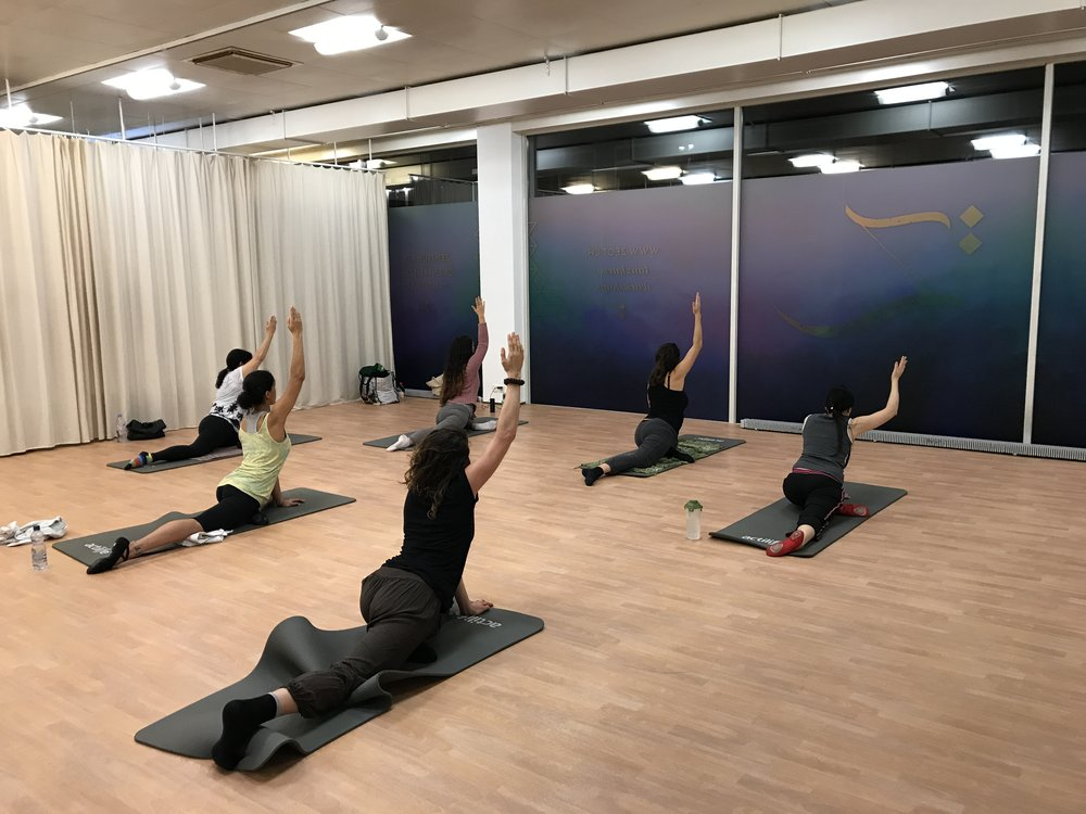 Stretch & flex class zurich