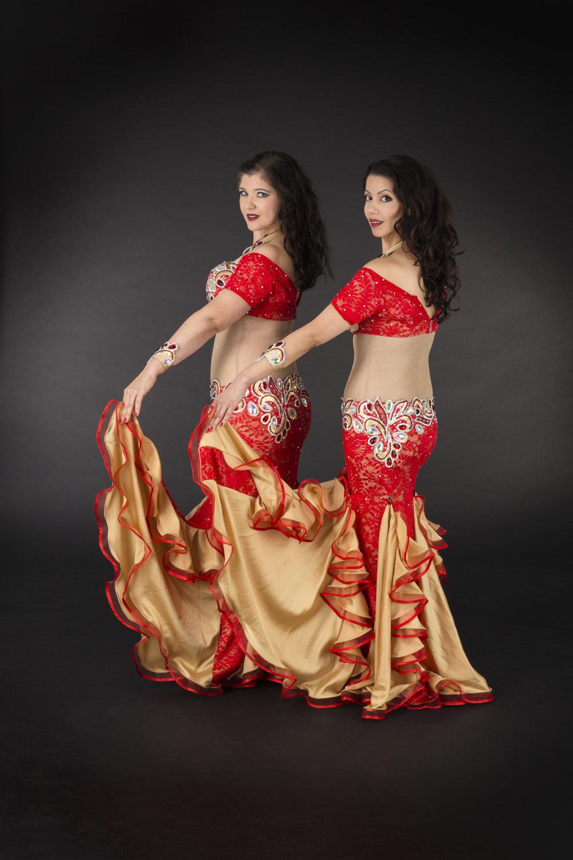 Oriental Divas