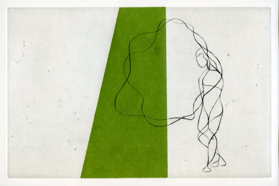 manuela benz Tiefdruck Zürich Ausstellung