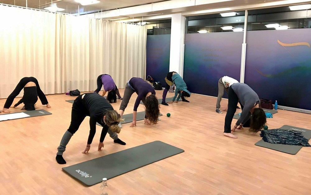 stretch & flex workshop zeot tanz schule Zürich