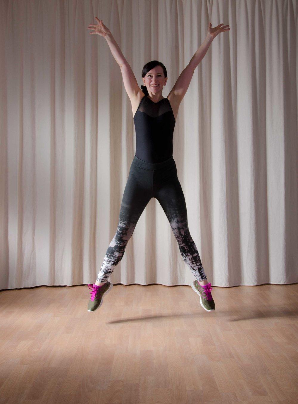 dance fit workout zurich