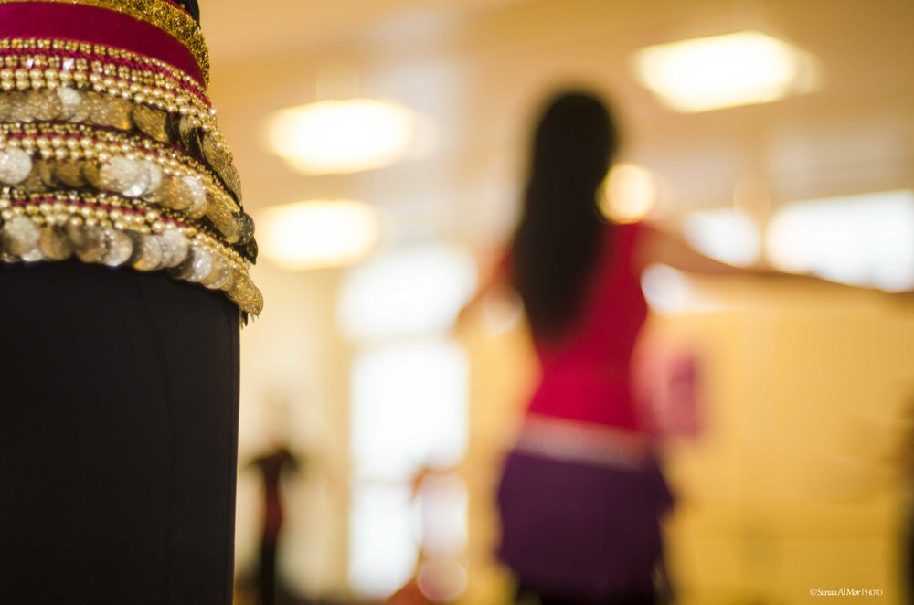 belly dance teacher training