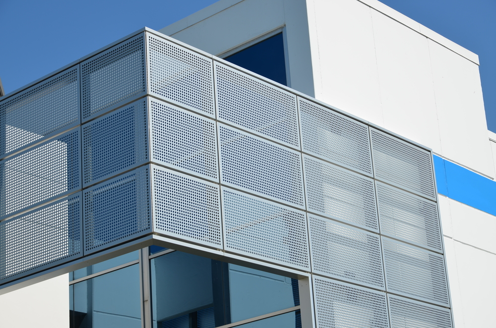Perforated Metal Panels Nic Solutions