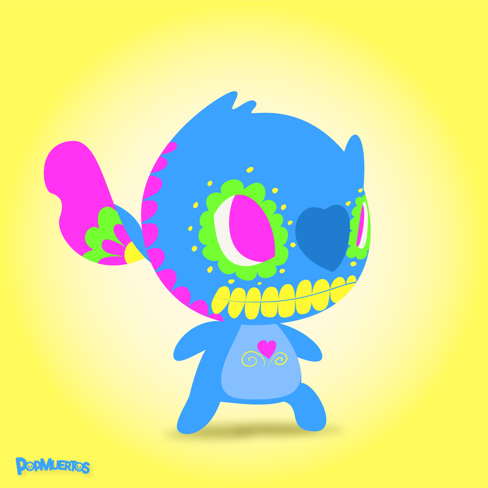 Stitch | PopMuertos 2017