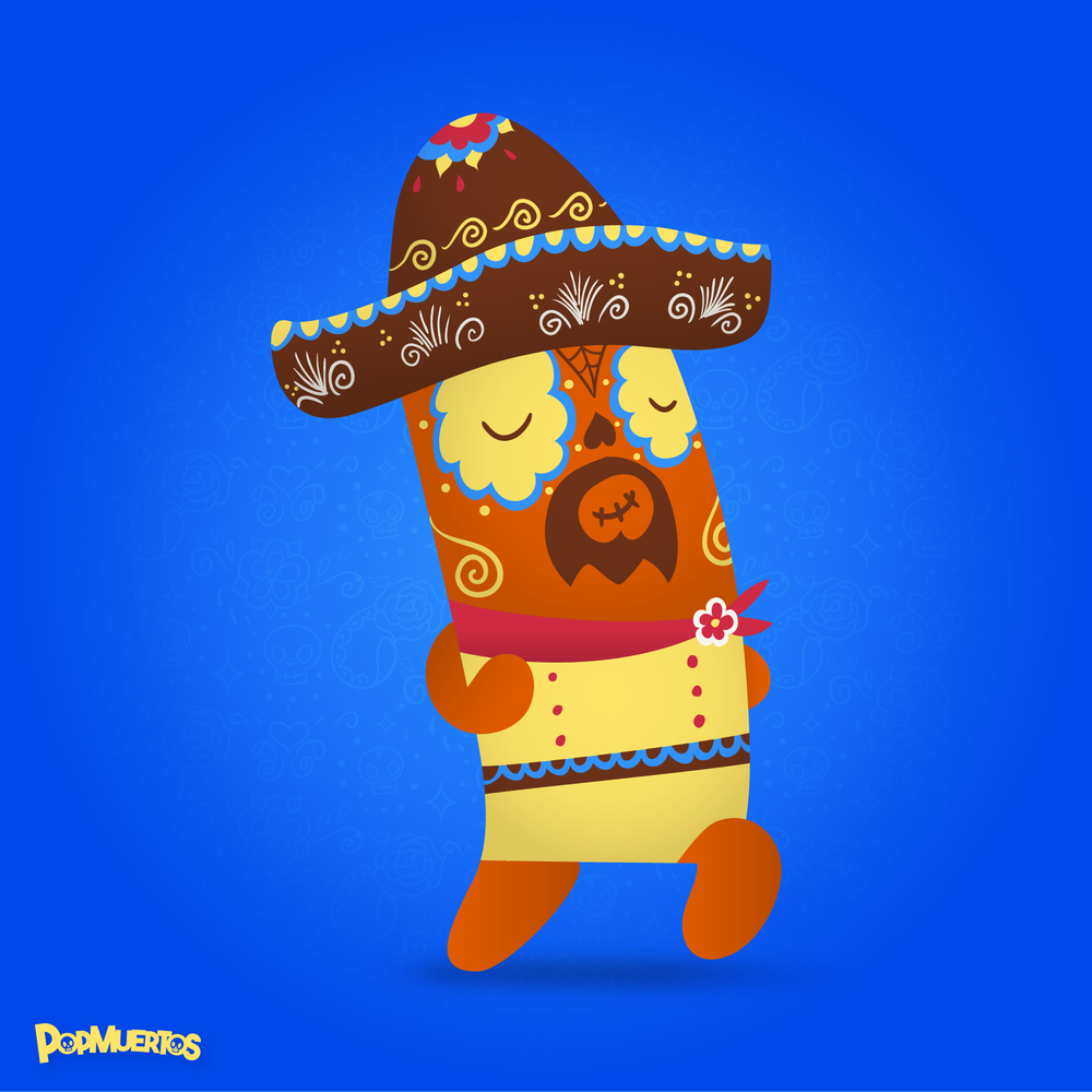 Chorizo - Milwaukee Brewers Racing Sausage | PopMuertos