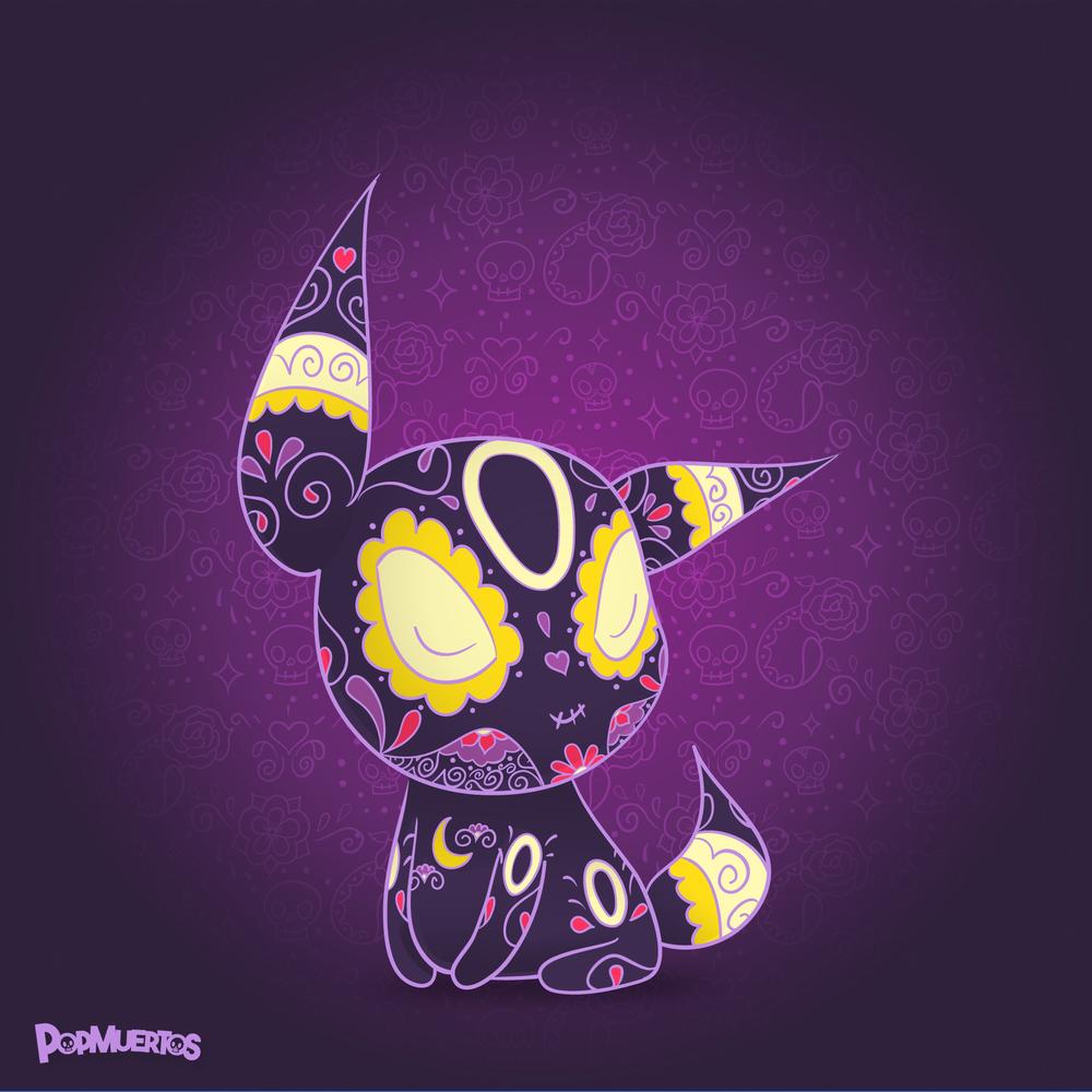Umbreon - Day of the Dead