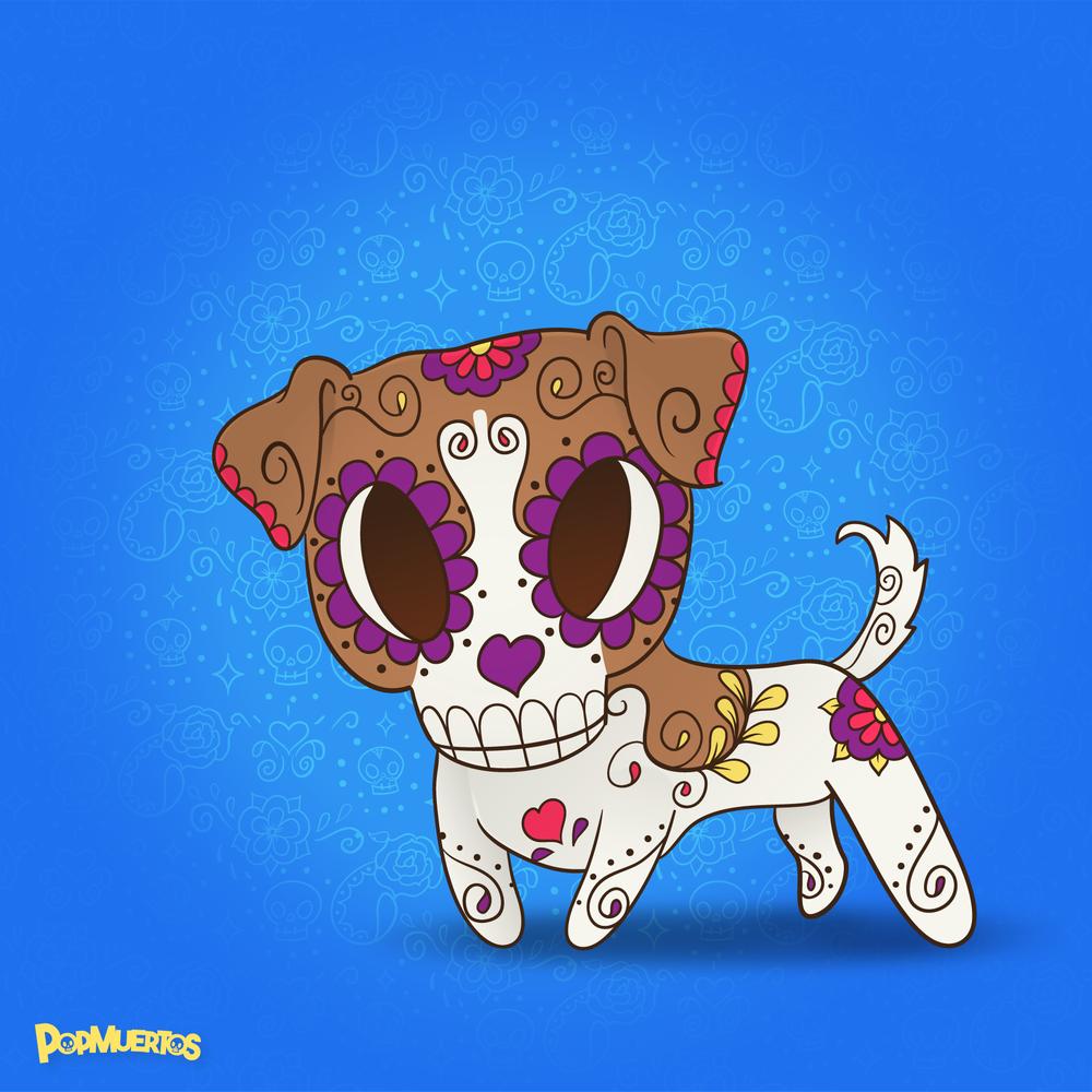 Jack Russel Terrier PopMuerto