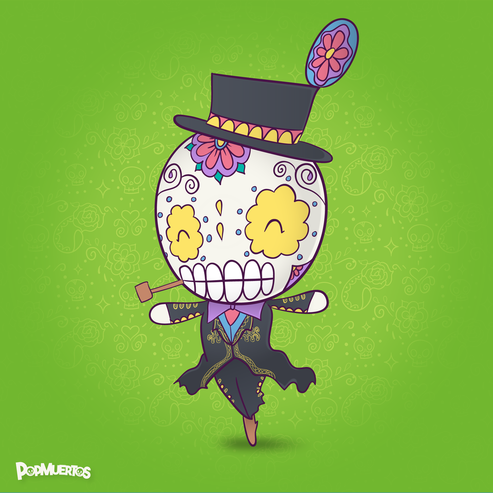Turnip Head from Howl's Moving Castle | PopMuertos