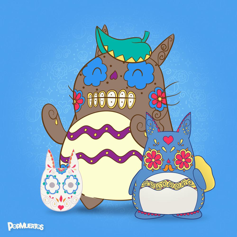 Totoro Friends