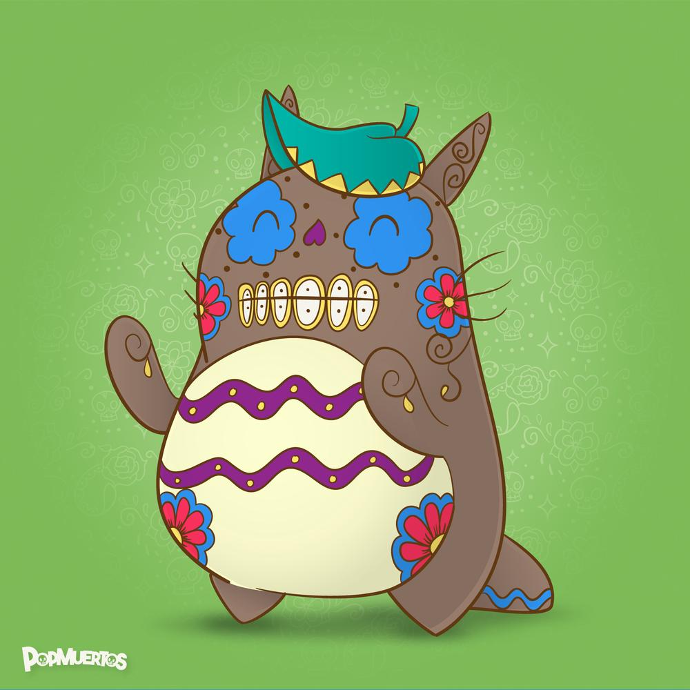 Totoro PopMuerto