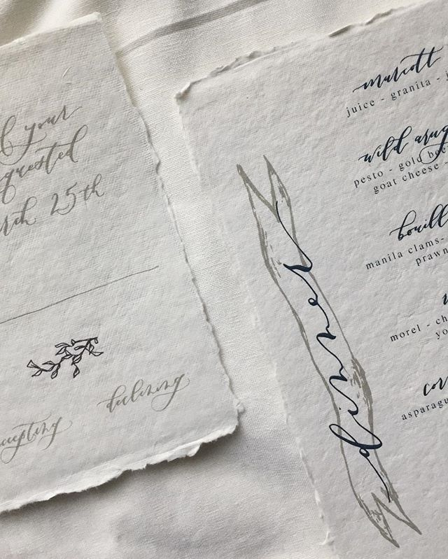 When colors turn out wrong but it still looks good  #paperlove #onmydesk #papergoods #thatsdarling #calligraphy #calligrapher #moderncalligraphy #weddinginvitations #organicwedding #weddingcalligraphy #workflow #namecards #placecards #weddingsignage #handwritten #organic #romantic #wedding #weddingstationary #stationary #gold #goldwedding #goldleaf #sacramento #sacweddings #sacramentowedding #minimal #minimalisticwedding #watercolor #fineartwedding