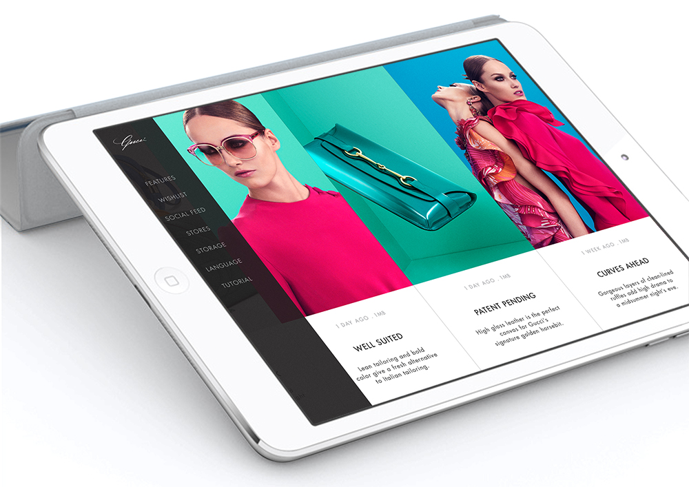 GucciStyle_iPad_Newsletter