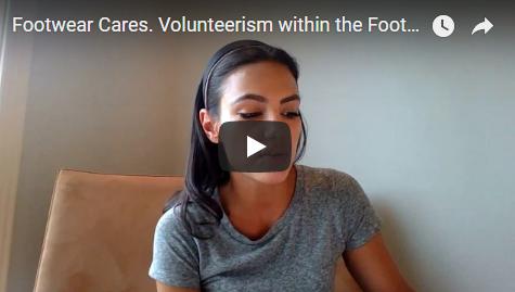 Consider Volunteering - Two Ten Footwear Foundation's Footwear Cares. Volunteerism within the Footwear Industry.
