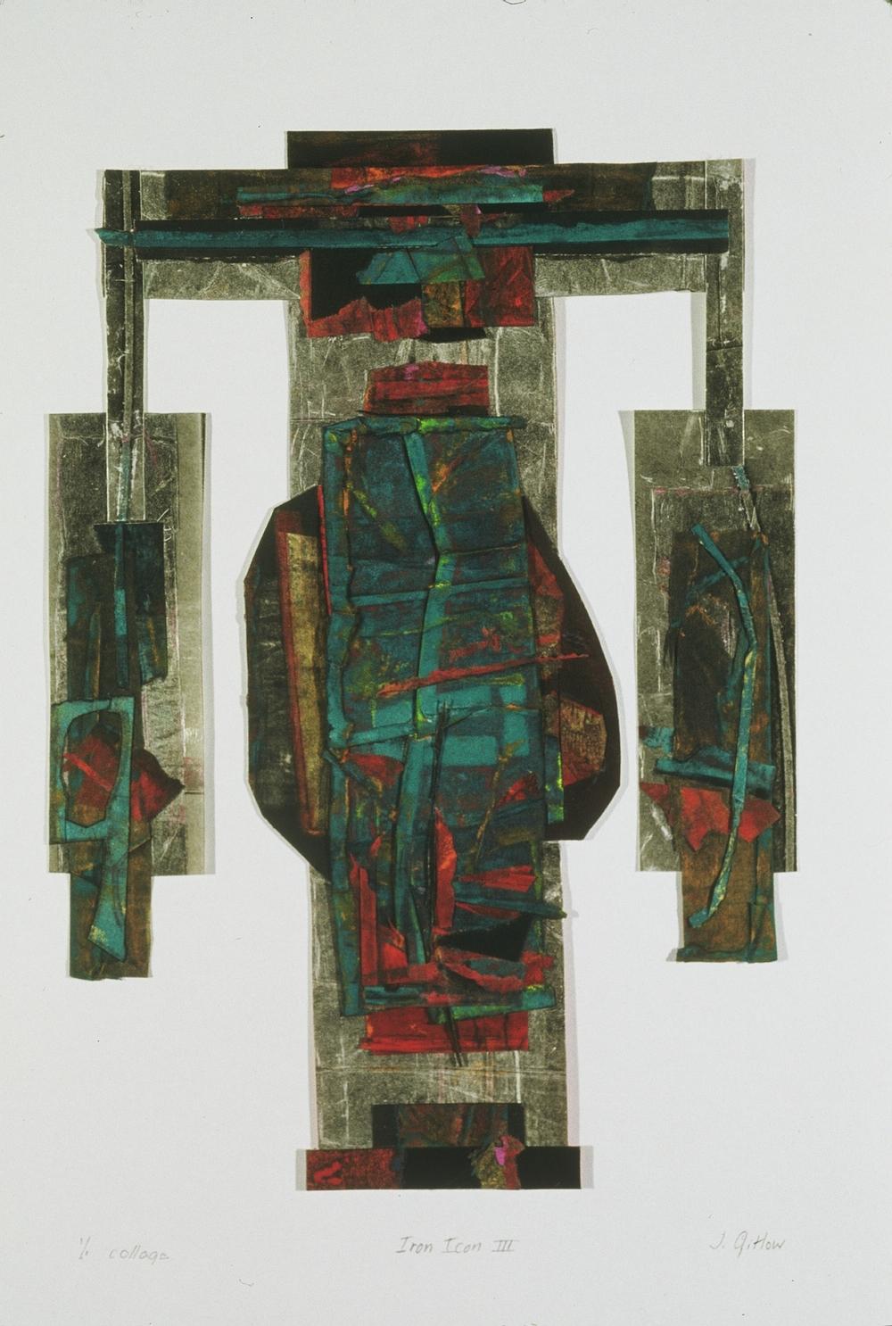 Iron Icon III