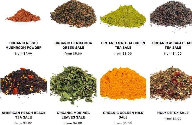 More than Tea, it is Botanical Medicine