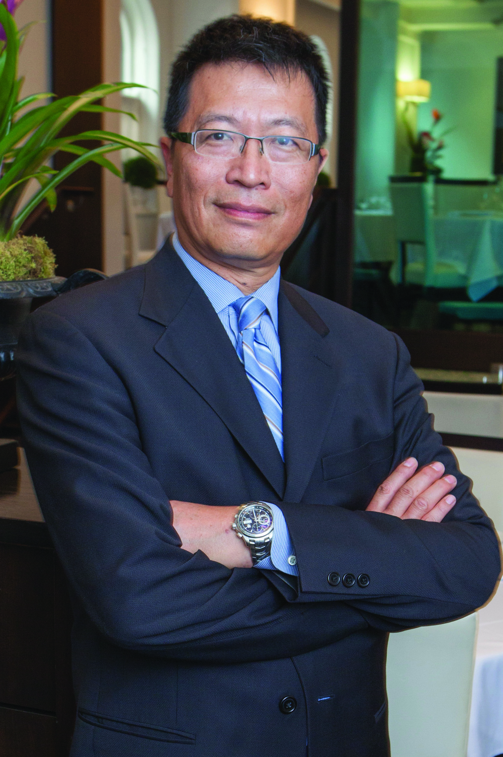 Eric Y. Chang  张诣远