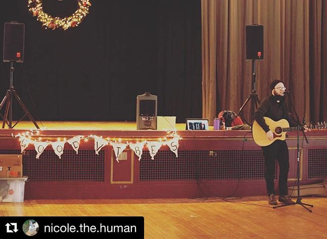 #Repost @nicole.the.human with @repostapp ・・・ The good vibes were definitely flowing yesterday! A huge Thank You to everyone who participated in the Holidaze Market! From all the vendors who braved the worst of the storm in the morning, to the attendees who shoveled out and came out to support us and to @giant_flying_insects for supplying the tunes, I am deeply humbled by everyone who salvaged an otherwise doomed day! Let's hope the weather is kinder to us in 2017! Happy Holidaze, friends! Check out more photos from yesterday on @apatite.collective 's Facebook page :)