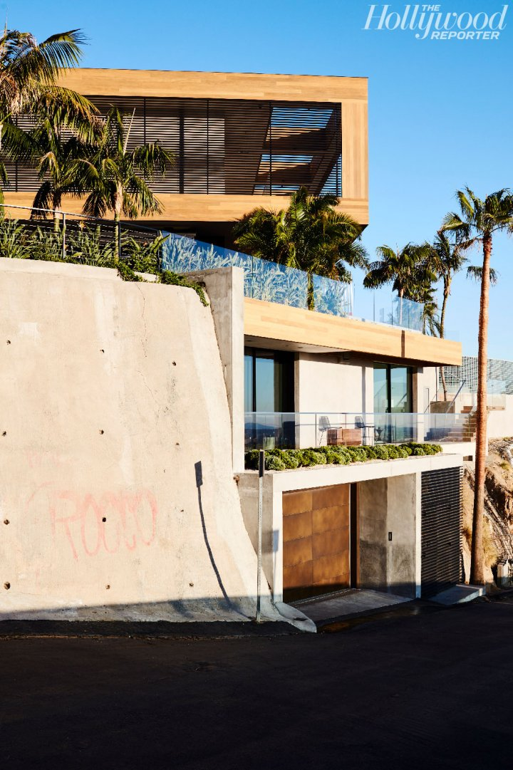 The Hollywood Reporter - Lenny Kravitz-Designed Stanley House