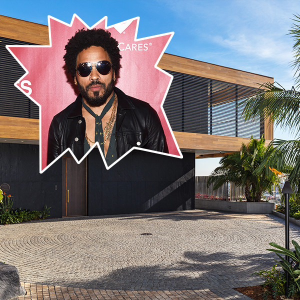 LONNY - You Can Own A $38 Million Home Designed By Lenny Kravitz