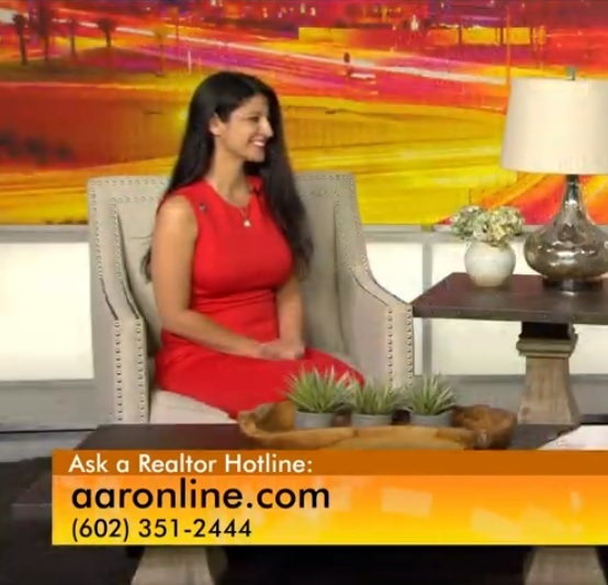 Paula Monthofer Talks About Ask A REALTOR® Hotline on KPNX-TV