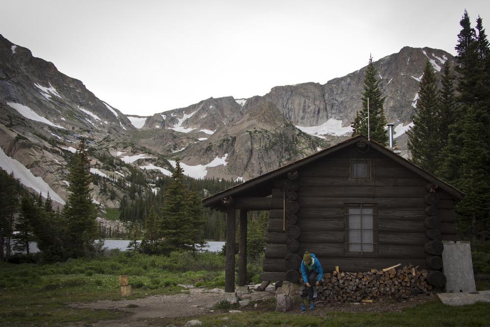 Boulder-Grand Pass
