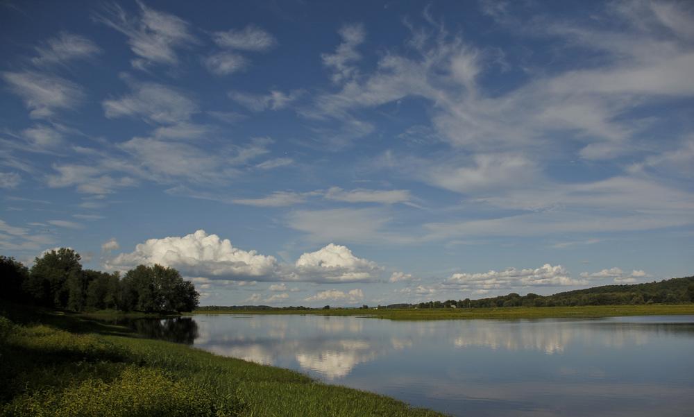 Wallkill River National Wildlife Refuge. Sussex, NJ.