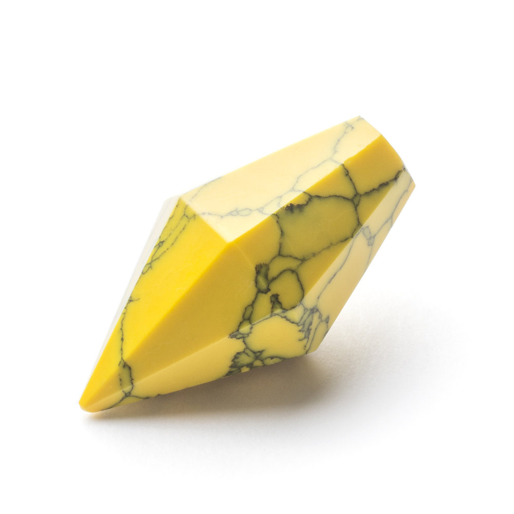YELLOW TURQUOISE ORIGIN BRASIL HAPPINESS STONE