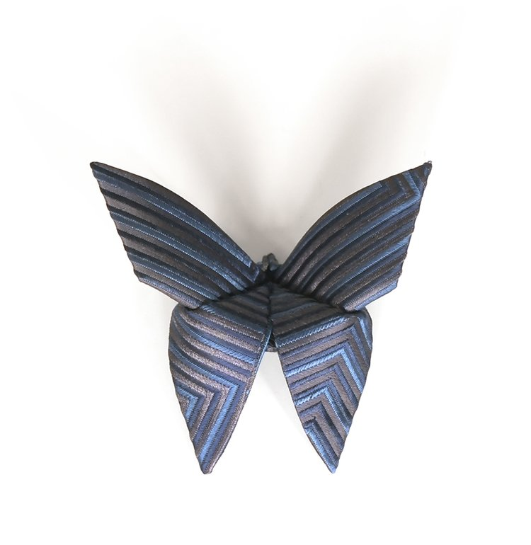 Buttertie (papillon) en broche