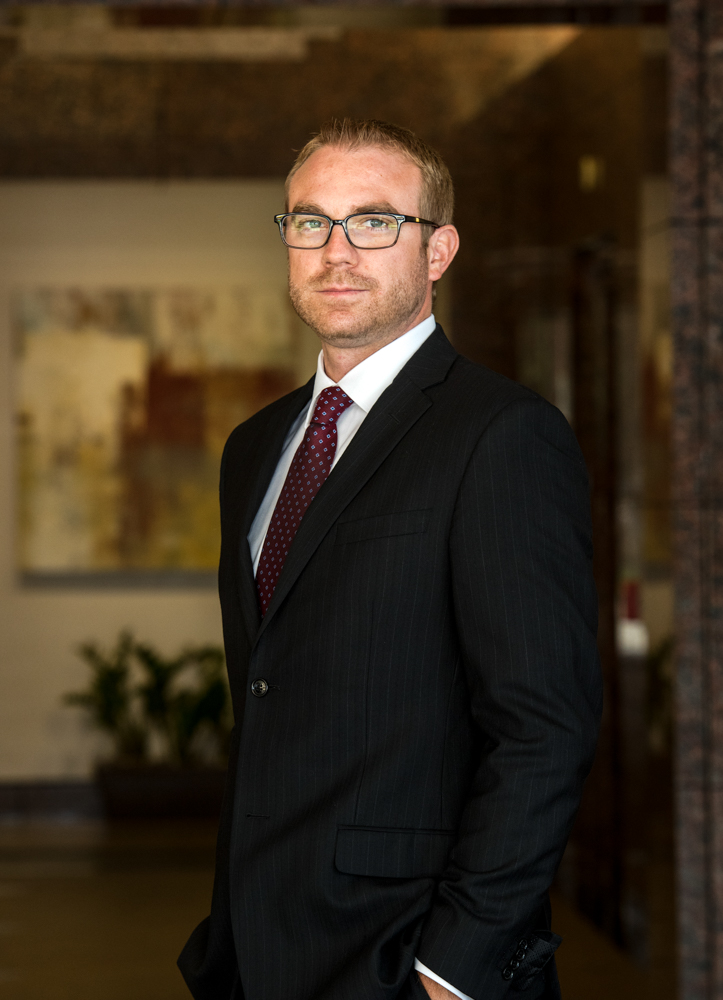 Dustin M. Shamburg - Attorney at Law