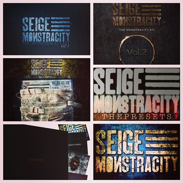 """Nothing but great results coming from these kits! Positive reviews still coming!! If you don't have these kits, presets or albums you're truly missing out.. during checkout enter """"novsale"""" enjoy half off!! We're getting ready to drop something new soon.. you want to have EVERYTHING in your database!! Go to seigemonstracity.com now!!! Link also in bio!! LETSGO!!!"""