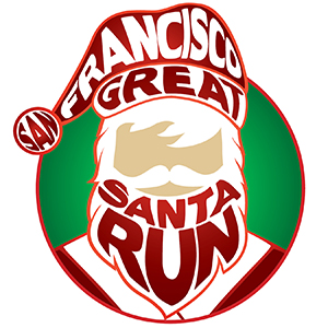 The Great Santa Run San Francisco