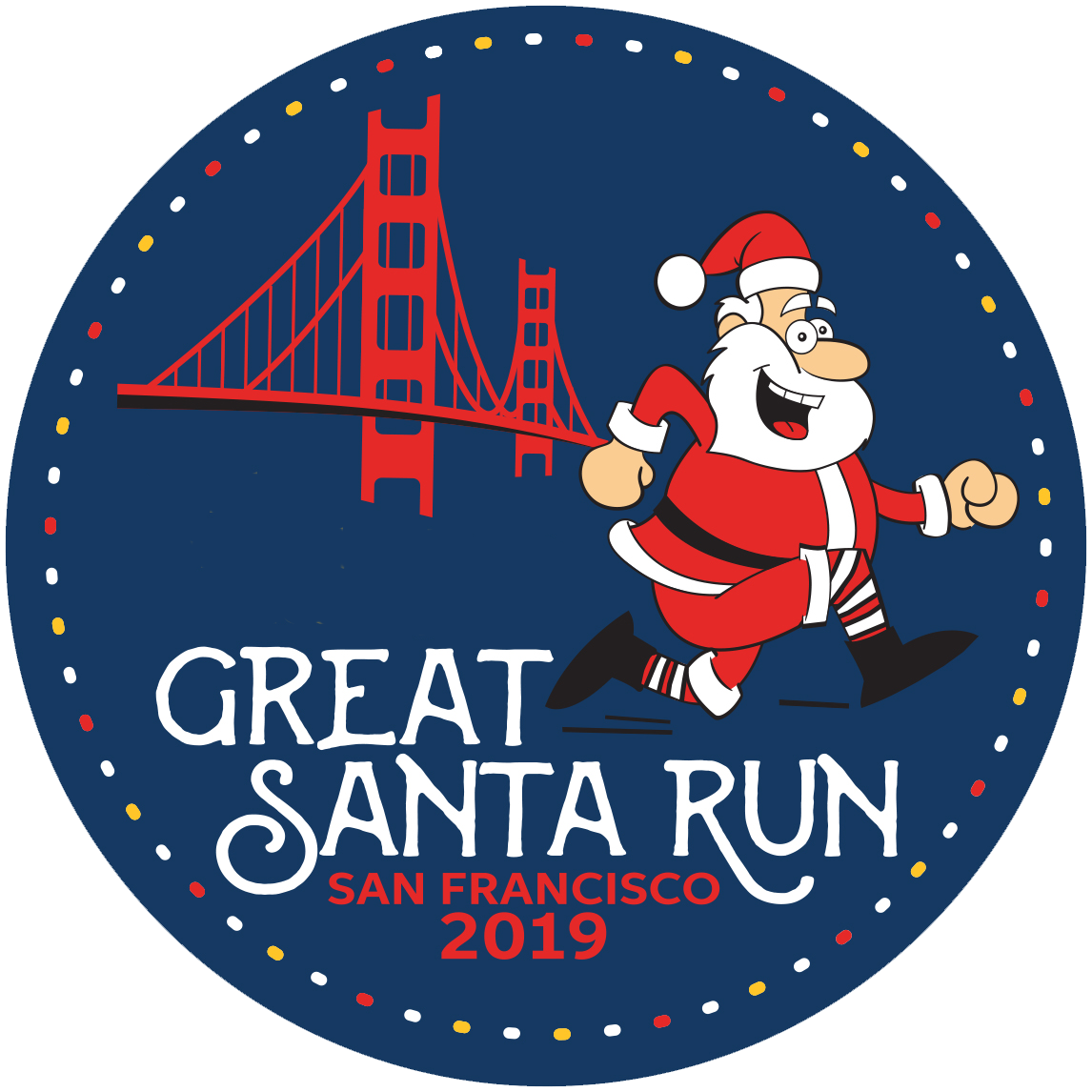 Great Santa Run San Francisco