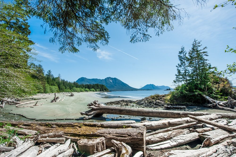 Clayoquot Sound - Developing an Ecosystems Services Framework