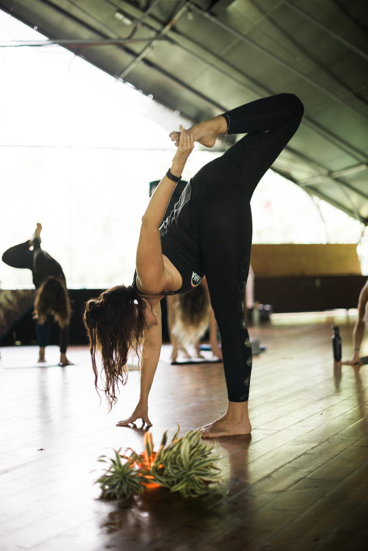 Tulasi's Yoga Class