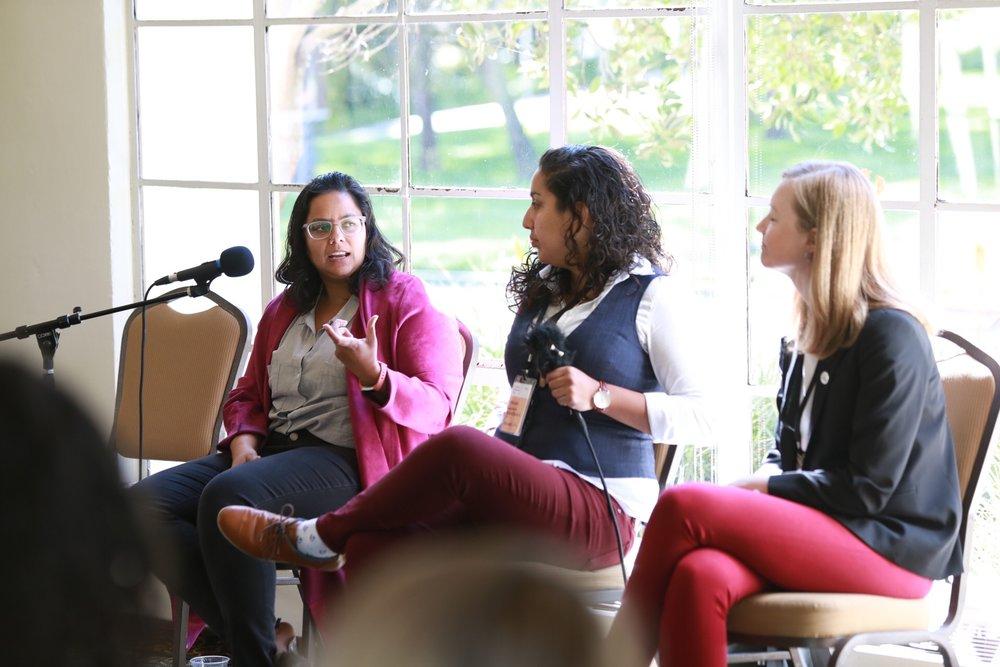 Geetika Agrawal, Daniella Sawaya & Chelsea Johnson