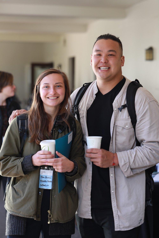 Nina Berman & Charley Wang