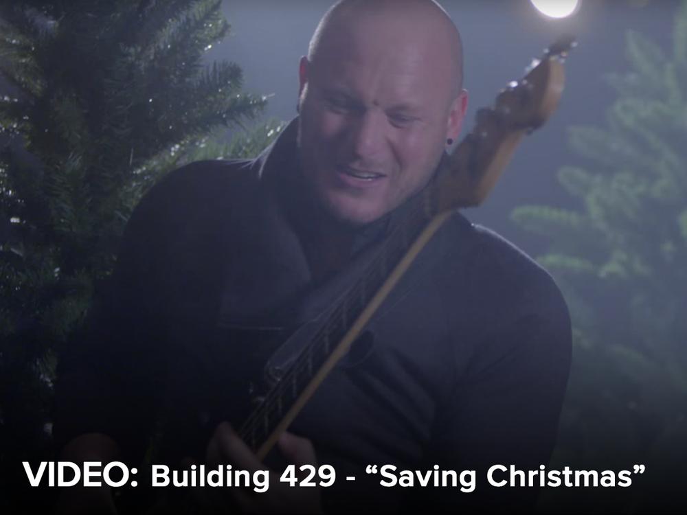 Music — Saving Christmas
