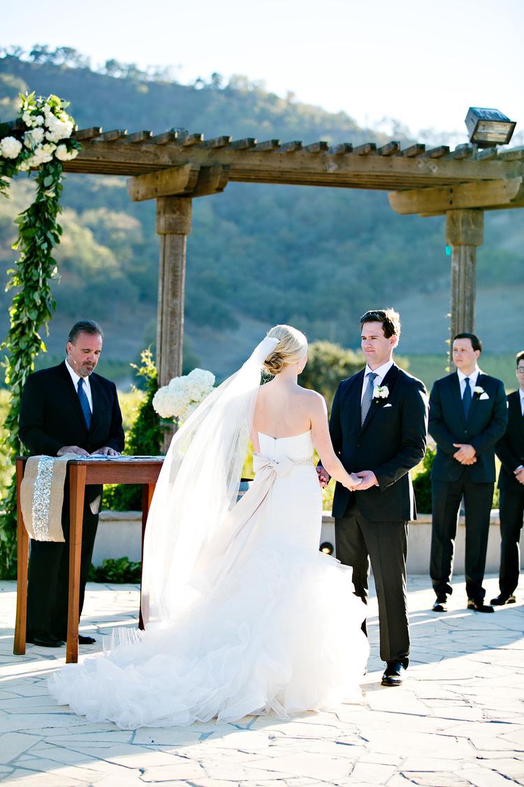 Megan and Brad Married | Clos LaChance Winery | San Martin, CA ...