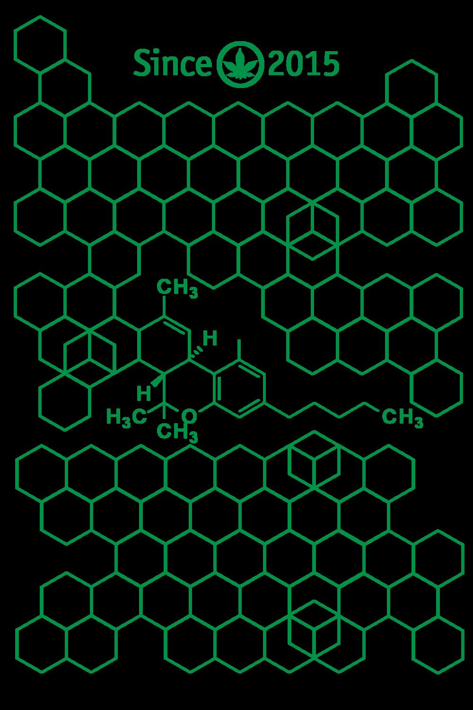 THC Cannabis Molecule