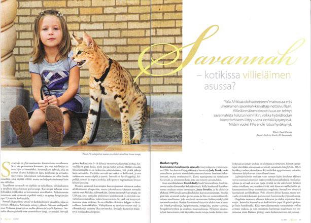 March 2010 - Kissa Magazine cover