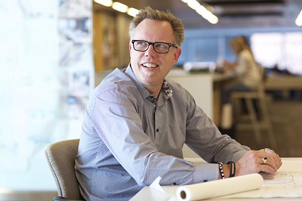 Ronald Jan van der Veen, FAIA