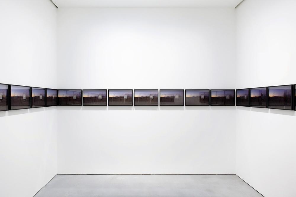 "proximity of longing, 2013 27 archival pigment prints.27 x 46cm x 30.67cm / 18"" x 12"""