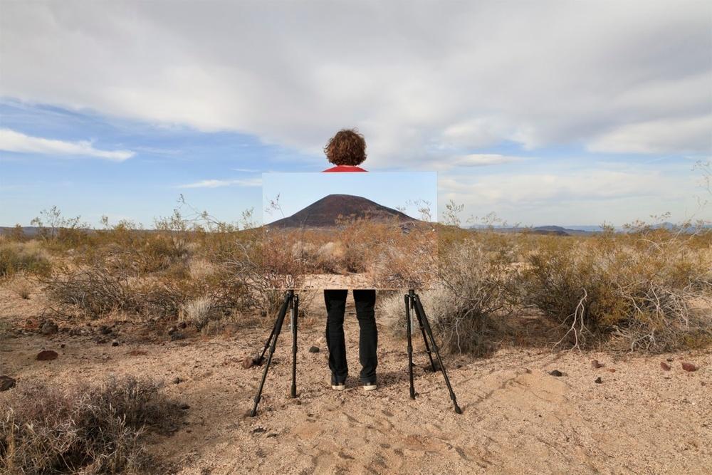"us through this (mound),2013 archival pigment print,165cm x 110cm / 65"" x 43"""