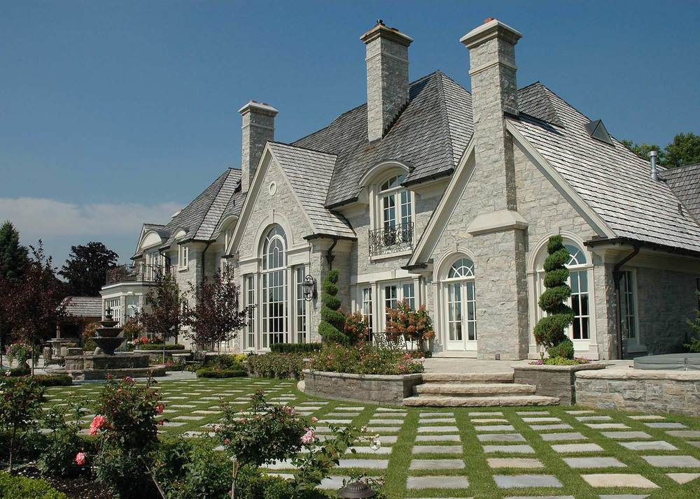 0001 - Chalk Lake Circle - custom homes - french style - Makow Architects - 009.jpg