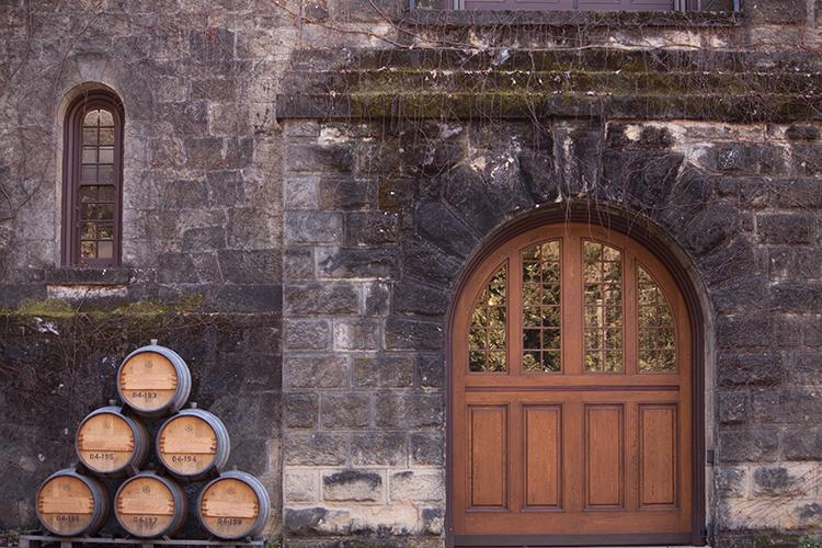 European Wine country