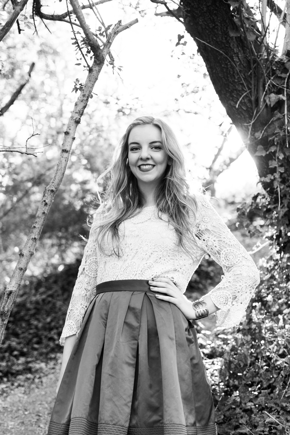 Davis County, Utah Senior Portrait Photographer