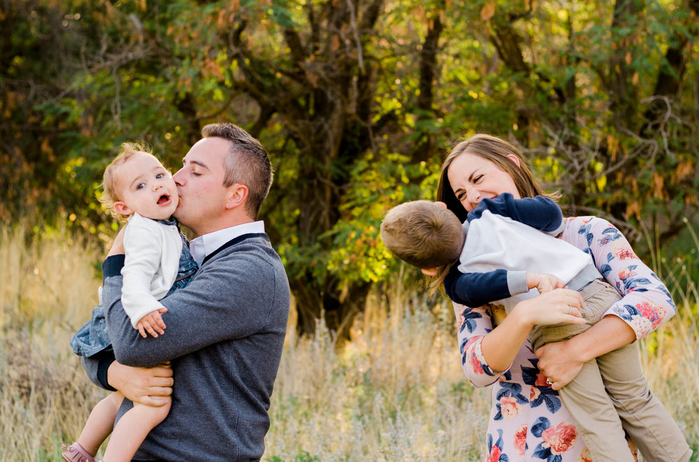 Dan Page Photography Family Portrait Photographer