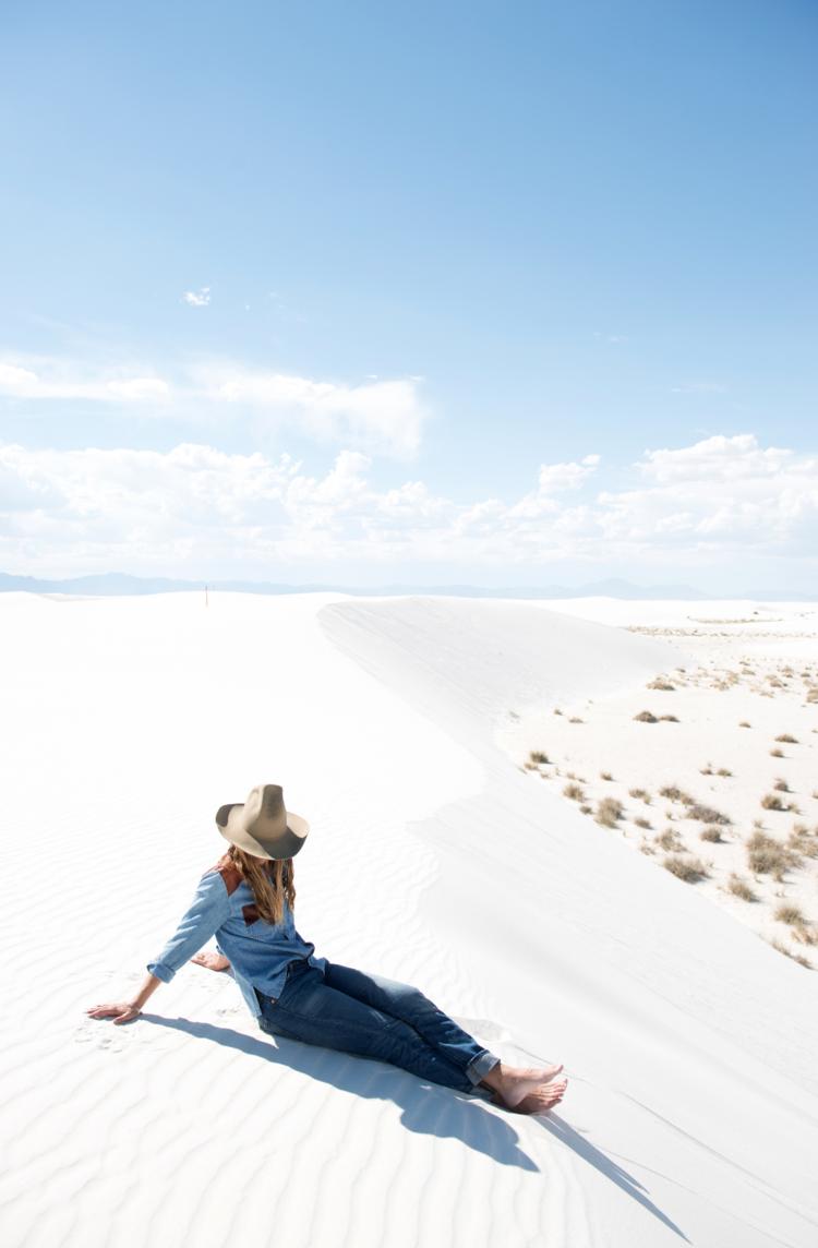 White Sands, New Mexico, USA
