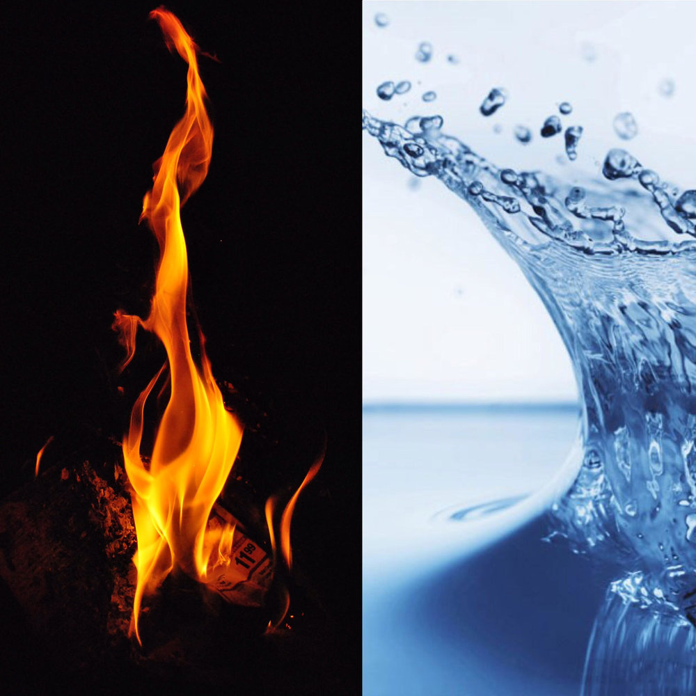 Pitta - Water / Fire